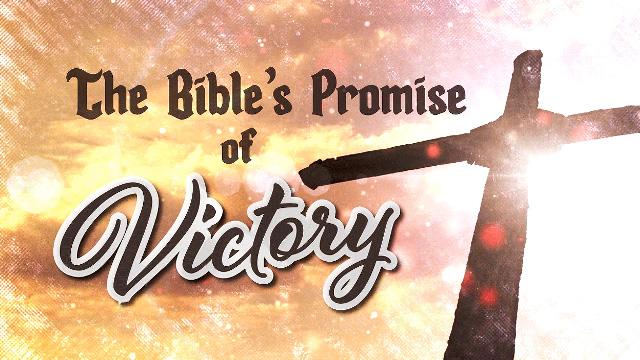 David Reagan on Victory in Jesus