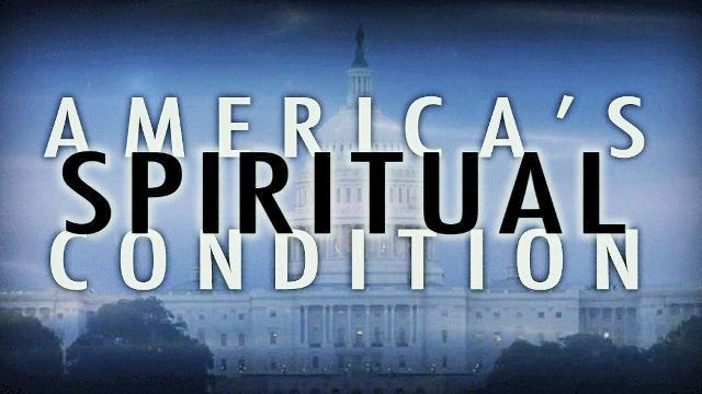 Jonathan Cahn on America's Spiritual Condition