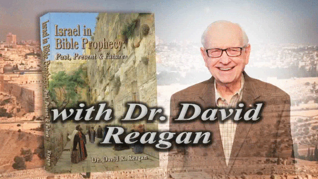 David Reagan on Book Israel in Bible Prophecy