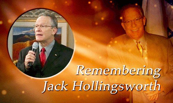 Jack Hollingsworth Tribute
