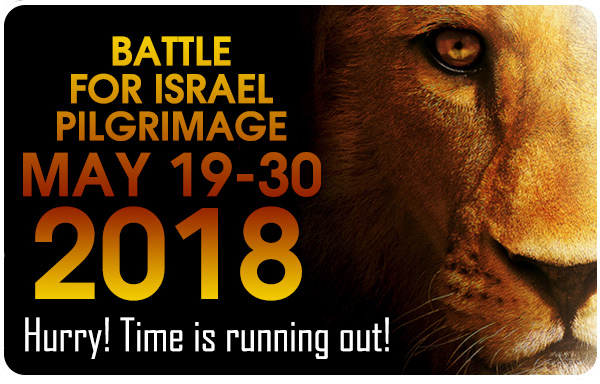 May 2018 Battle for Israel Tour