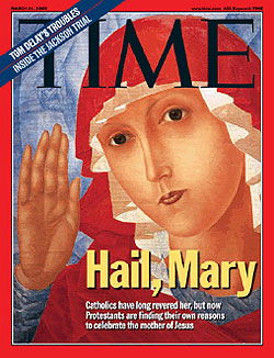 Time Magazine on Mary