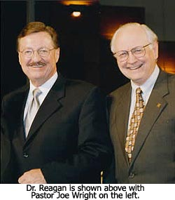Joe Wright and Dave Reagan