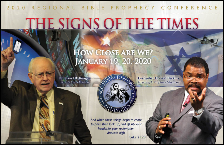 Prophecy Conference in Compton, CA