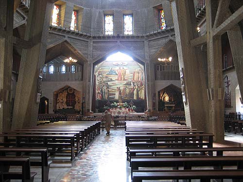 Upper Sanctuary