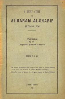 Al-Haram-Al-Sharif