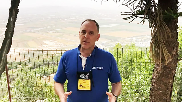 Battle for Israel Day 2, Mt. Carmel