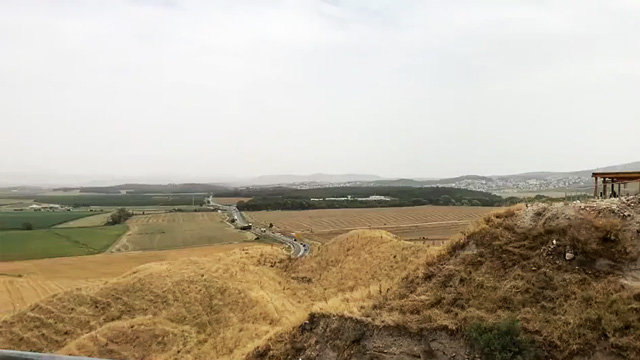 Battle for Israel Day 2, Tel Megiddo