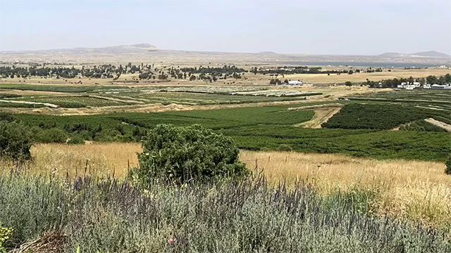 Battle for Israel Day 3, Golan Heights (Syrian Border)