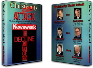 Christianity Under Attack