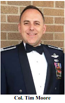 Col Tim Moore