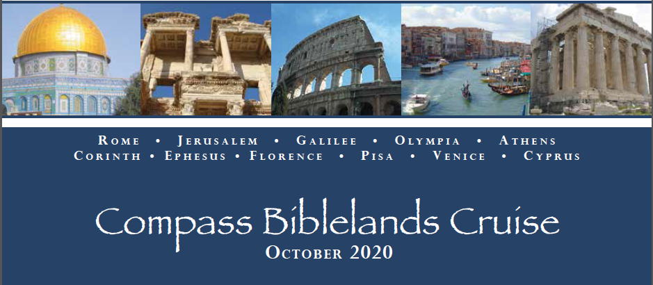 Biblelands Cruise in the Mediterranean