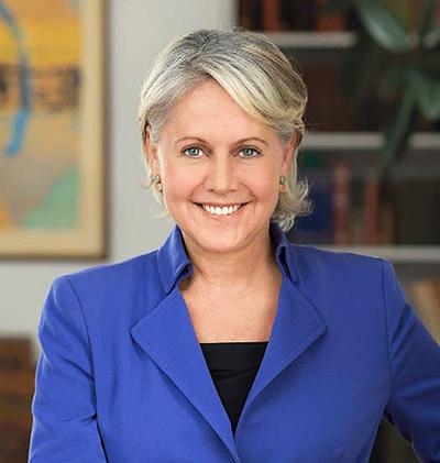 Dr Serene Jones