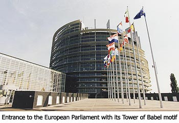 EU Tower of Babel