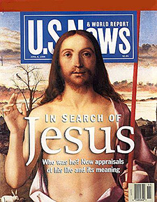 In search of Jesus
