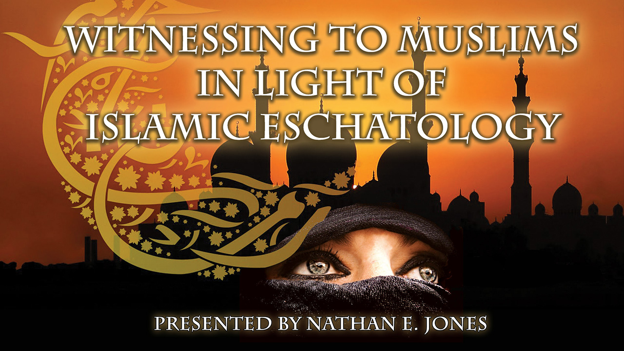 Witnessing to Muslims - Title Slide