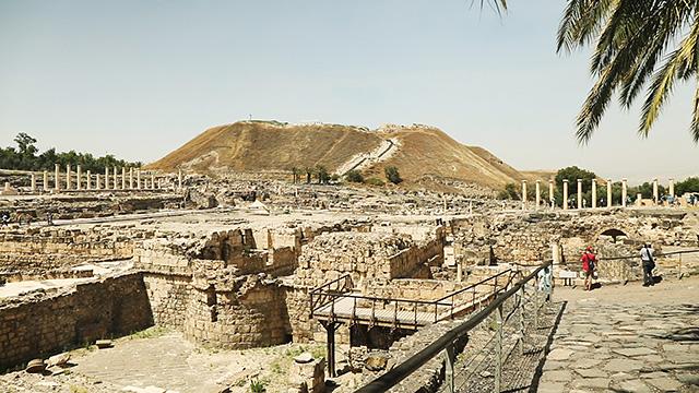 Israel Tour 2019: Beit Shan