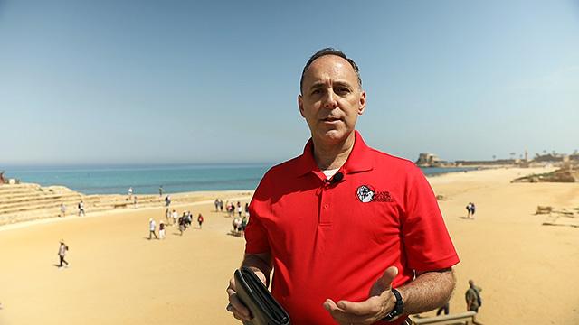 Israel Tour 2019: Caesarea Maritima