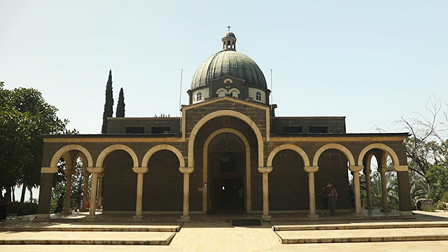 Israel Tour 2019: Mount of Beatitudes