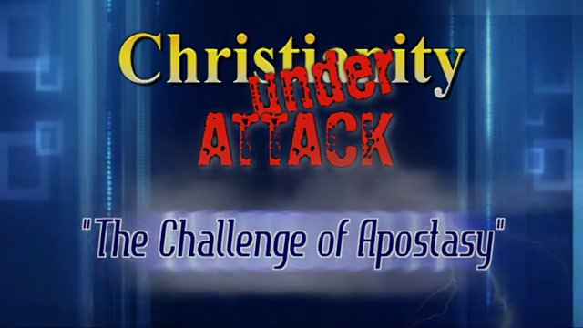 James Walker on the Challenge of Apostasy