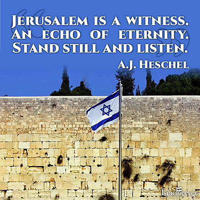 Jerusalem in History and Prophecy | Jews | Lamb and Lion Ministries
