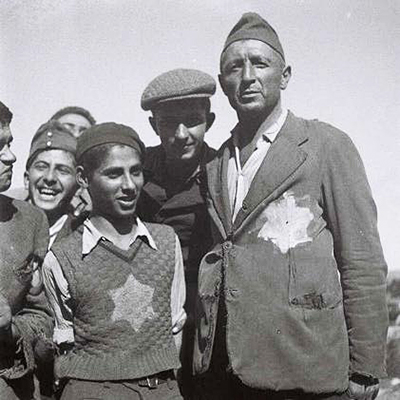 Jewish Death Camp Survivors
