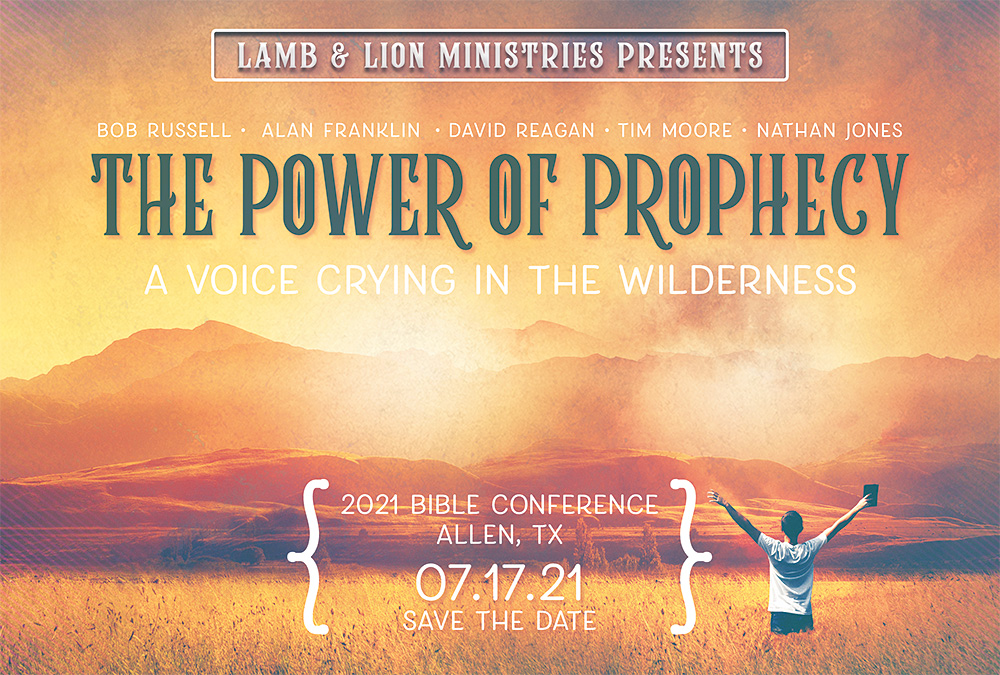 2021 Annual Bible Prophecy Conference