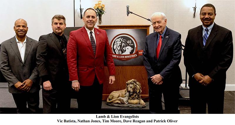 Lamb & Lion Evangelists