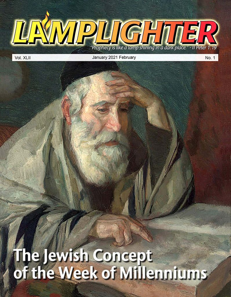 The Jewish Concept of the Week of Millenniums