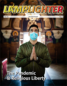 The Pandemic and Religious Liberty