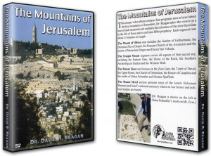 The Mountains of Jerusalem