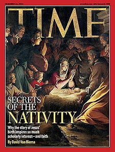 Time on the Nativity