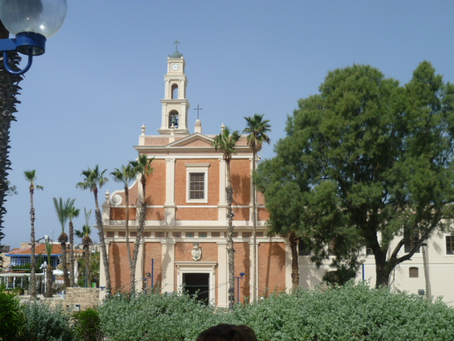 The Church of Saint Peter