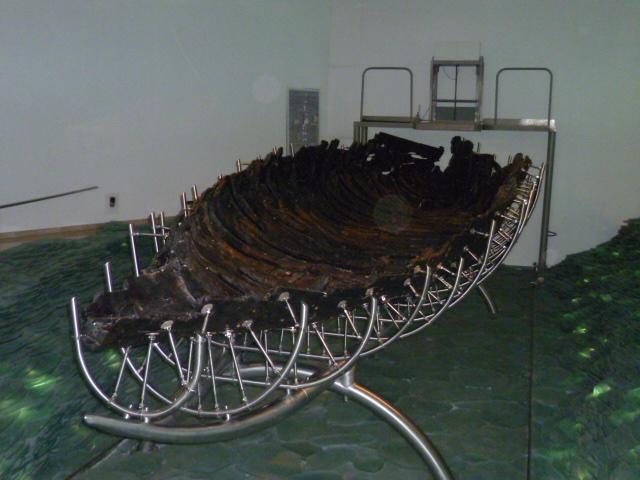 Jesus Boat Museum