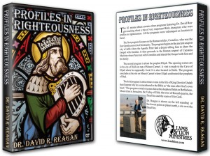 Profiles in Righteousness