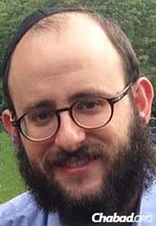 Rabbi Baruch S. Davidson