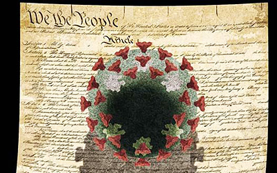 Shall the COVID-19 virus overshadow our Constitution?
