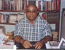 Dr. Standfast Oyinna