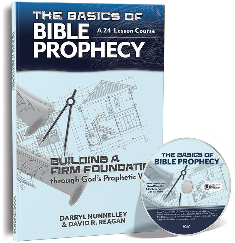 The Basics of Bible Prophecy (Book + DVD)