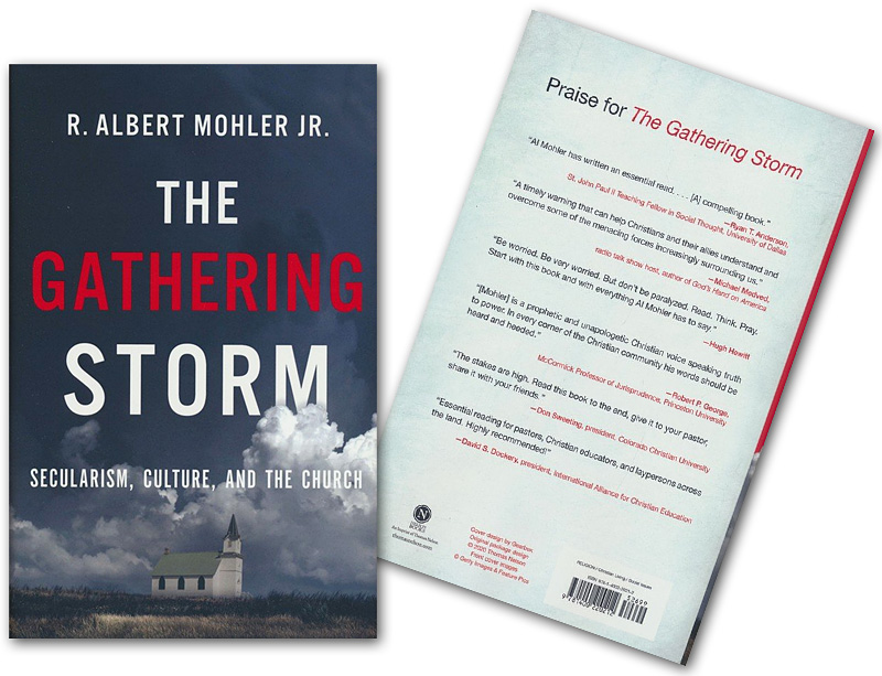 The Gathering Storm (Book)