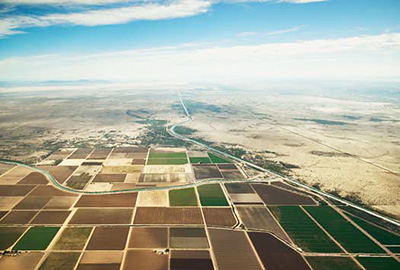 The Imperial Valley of California