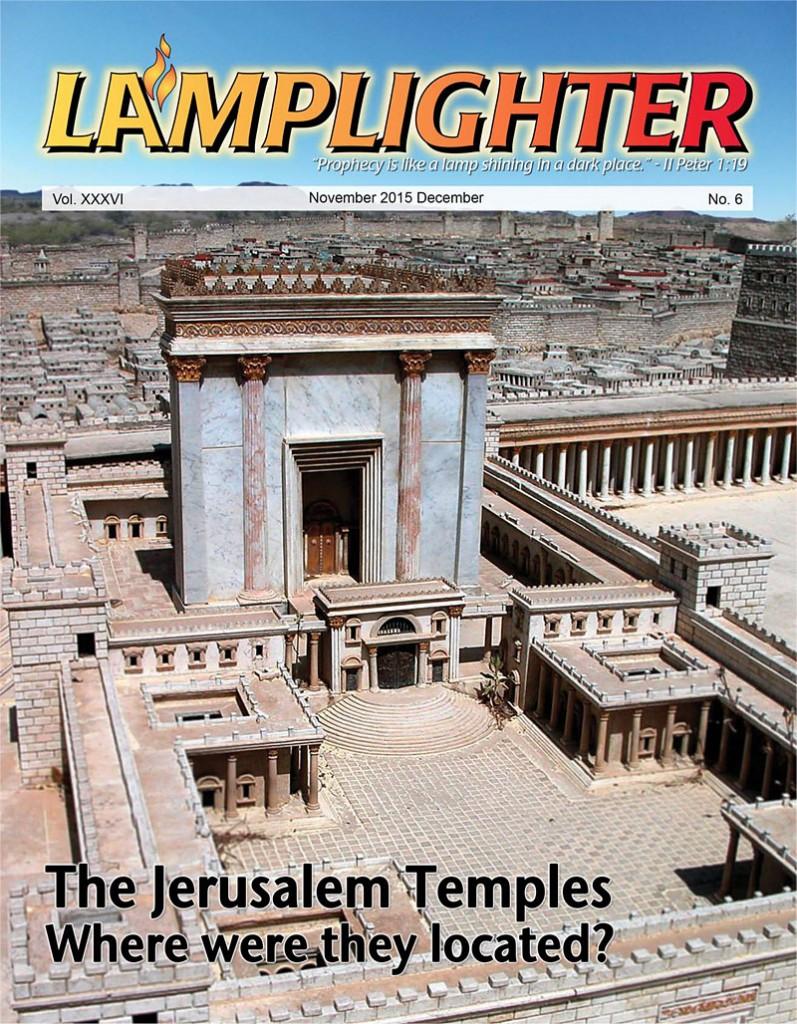 The Jerusalem Temples