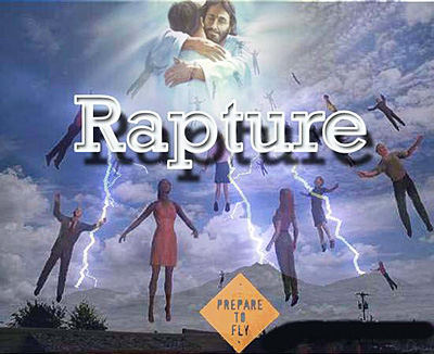 The Rapture by Rob Robinson