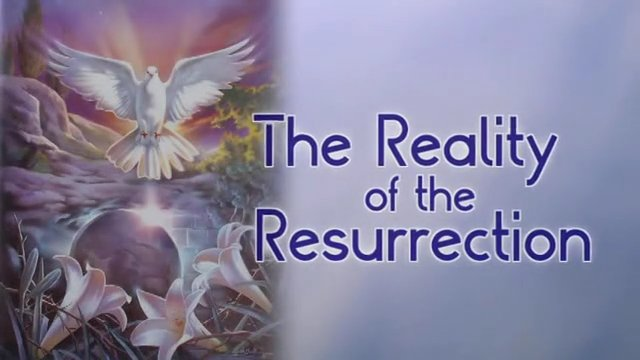 The Validity of the Resurrection