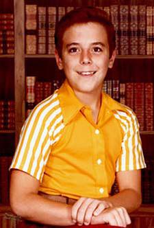 Tim at age 13.