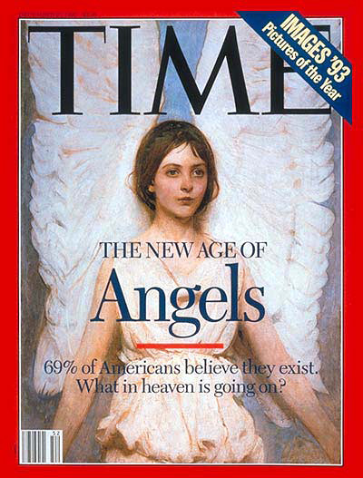 Time magazine cover for December 27, 1993.