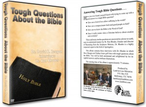 Tough Questions About the Bible with Dr. Ron Rhodes