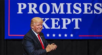 Trump promises kept