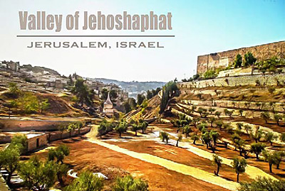Valley of Jehoshaphat