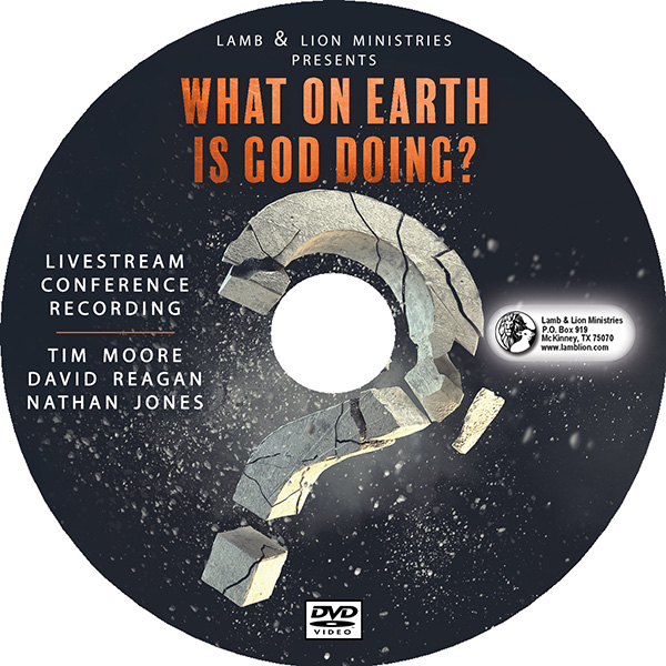 What on Earth is God Doing? Conference (DVD)
